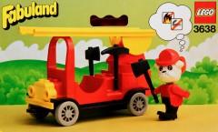 Лего 3638
