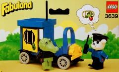 Лего 3639