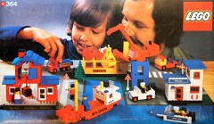 Lego 364 Harbour