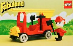 Lego 3642 Fire Engine