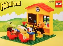 Lego 3647 Lionel Lion's Classroom