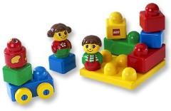Lego 3651 Stack