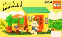 Lego 3654 Lisa Lamb