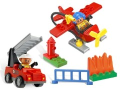 Lego 3655 Fire Action