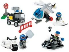Lego 3656 Police Action
