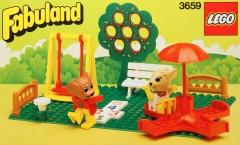 Lego 3659 Playground