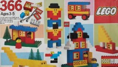 Lego 366 Basic Building Set