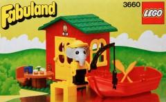 Лего 3660