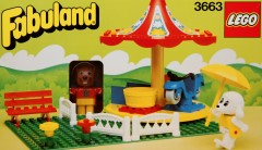 Lego 3663 Merry-Go-Round