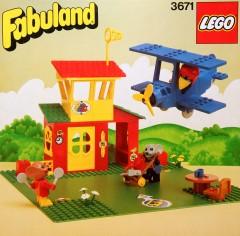 Lego 3671 Airport