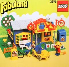 Лего 3675