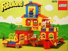 Lego 3678 Lionel Lion