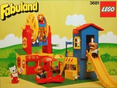 Lego 3681 Amusement Park