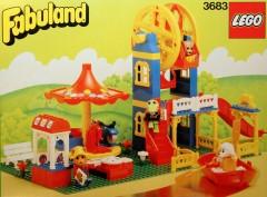 Lego 3683 Amusement Park