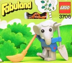 Lego 3706 Ernie Elephant