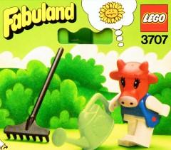 Lego 3707 Clara Cow