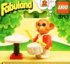 Lego 3713 Mike Monkey