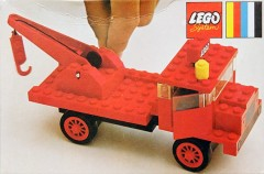Lego 372 Tow Truck