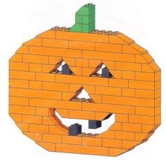 Lego 3731 Pumpkin Pack