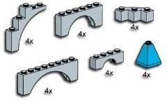 Lego 3732 Castle Expander Pack