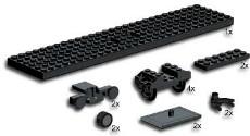 Lego 3737 Train Accessories