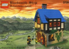Random set of the day: Blacksmith Shop