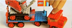 Lego 377 Crane and Float Truck