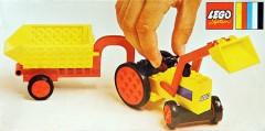 Lego 378 Tractor