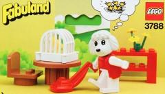 Lego 3788 Paulette Poodles