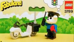 Lego 3789 Constable Clarke