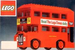 Lego 384 London Bus