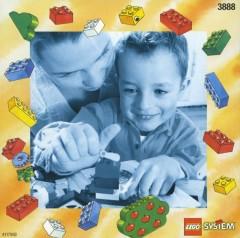 Lego 3888 Three