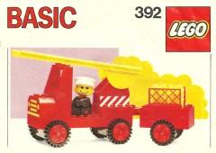 Lego 392 Fire Engine