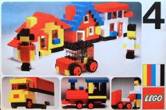 Lego 4 Basic Set