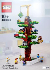 Lego 4000024 LEGO House Tree of Creativity
