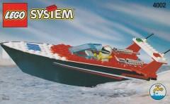 Lego 4002 Riptide Racer