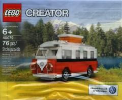 Lego 40079 Mini VW T1 Camper Van