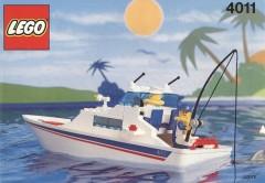 Lego 4011 Cabin Cruiser