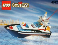 Lego 4012 Wave Cops