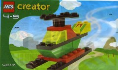 Lego 4017 Sea Helicopter