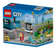 Lego 40170 Build My City Accessory Set