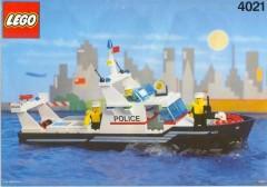 Lego 4021 Police Patrol