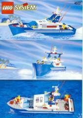Lego 4022 C26 Sea Cutter