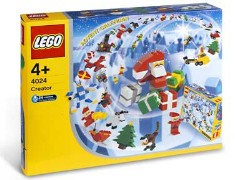 Lego 4024 Advent Calendar