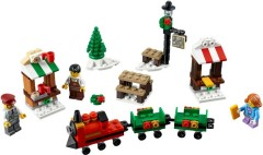 Second Christmas set revealed