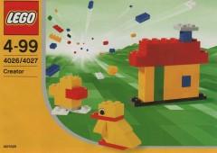Лего 4027