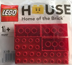 Lego 40297 LEGO House 6 DUPLO Bricks