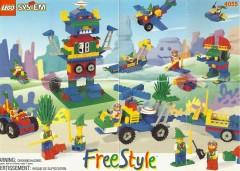 Лего 4055