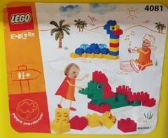Лего 4081