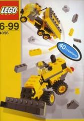 Lego 4096 Micro Wheels